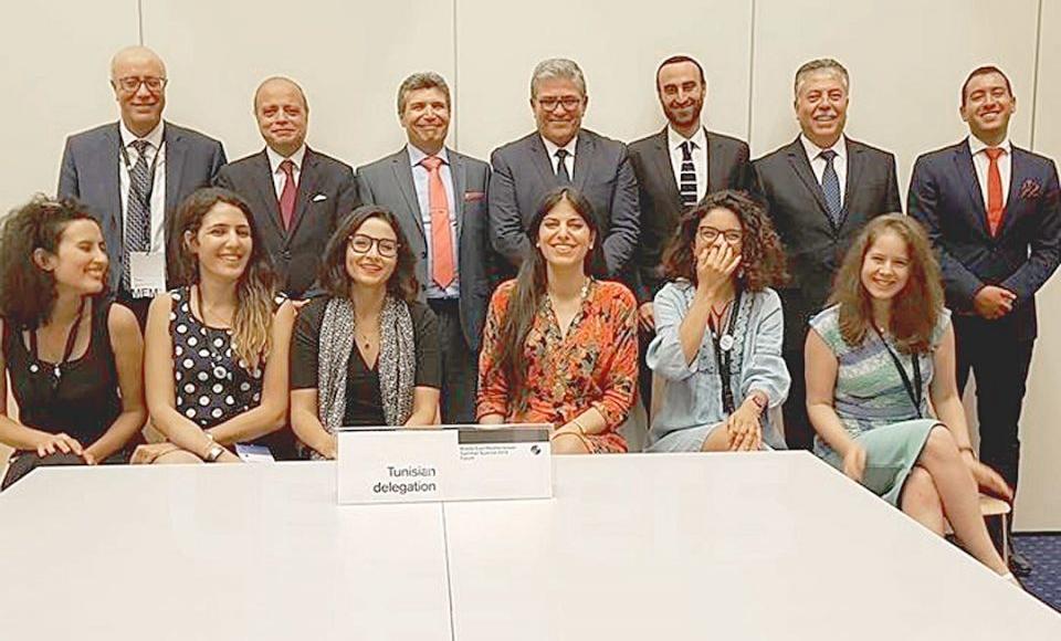 AJO au meeting annuel du réseau EJO-AJO à Tirana