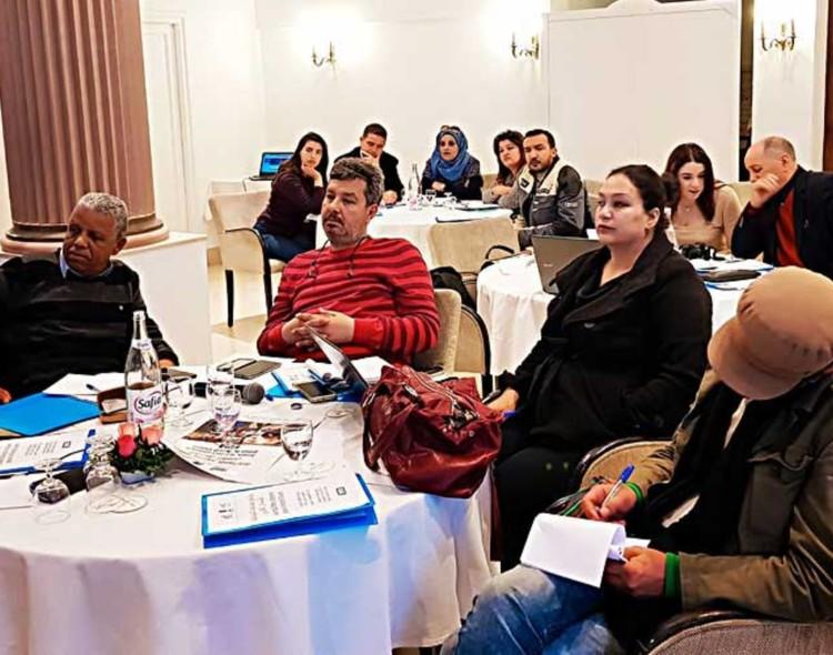 MDC-FPU  Forum «Liberté d'expression et journalisme citoyen pour le Nord-Ouest»