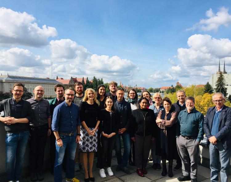 AJO au meeting annuel du réseau EJO-AJO à Wroclaw