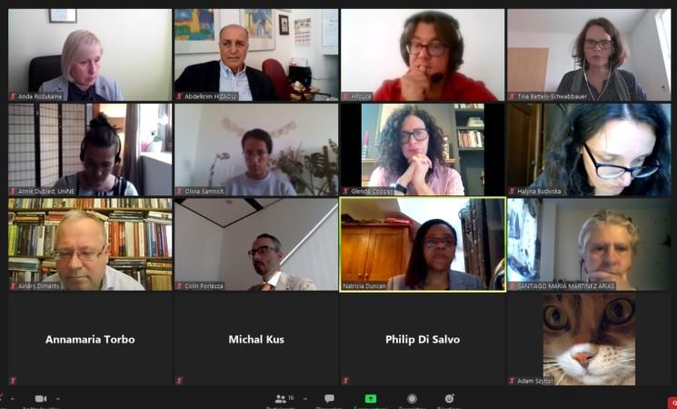 Meeting annuel du réseau universitaire EJO-AJO